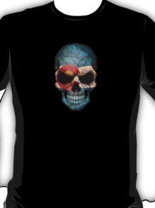 Colorado Flag Skull T-Shirt