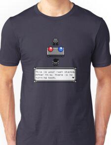 The Easiest Choice Unisex T-Shirt