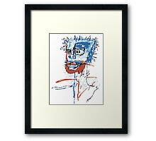 Head of Madame  Framed Print