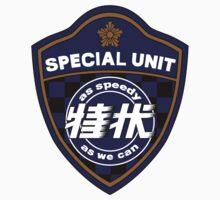 Kamen Rider Drive Special Unit by EGOTAKU