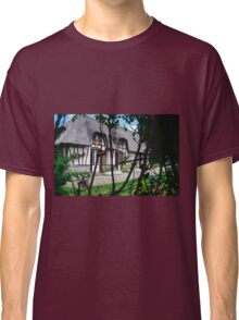 Paysages Normandie LOVE  landscapes 22 (c)(t) canon eos 5 by Olao-Olavia / Okaio Créations   1985 Classic T-Shirt