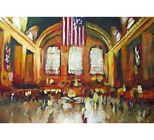 Grand Central Train Station New York City NYC Photographic Print