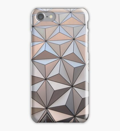 Epcot ball iPhone Case/Skin