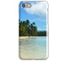 Caribbean beaches  iPhone Case/Skin