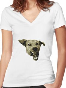 Thorgal Women's Fitted V-Neck T-Shirt