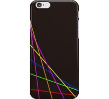 Intersecting Lines Collection iPhone Case/Skin