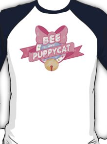 Bee and Puppycat Logo T-Shirt