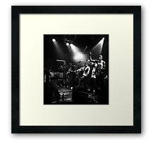 Hypnotic Ensemble Framed Print