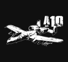 A-10 Thunderbolt II One Piece - Short Sleeve