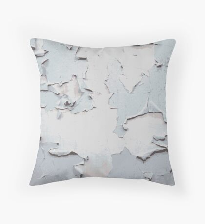 the simple beauty of decay Throw Pillow