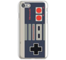Nes Controller Print! iPhone Case/Skin