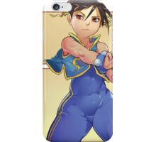 Chun-Li iPhone Case/Skin