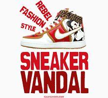 Sneaker Vandal Mens V-Neck T-Shirt