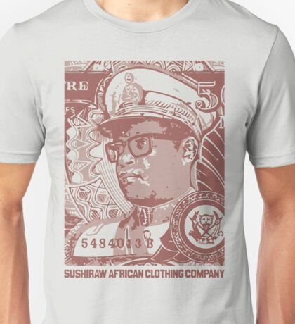 Mobutu lives Unisex T-Shirt