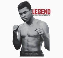 Legend by kaysha