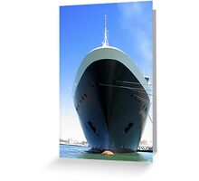Bow Voyage Greeting Card
