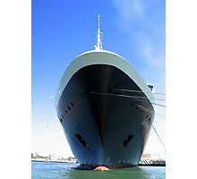 Bow Voyage Photographic Print