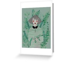 Jen Greeting Card