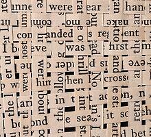 Woven Words by Edward Fielding