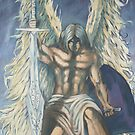 arch-angel micheal (gods warrior) by imajica