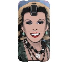 Farewell Joan Rivers 2014 Samsung Galaxy Case/Skin