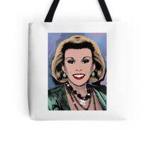 Farewell Joan Rivers 2014 Tote Bag