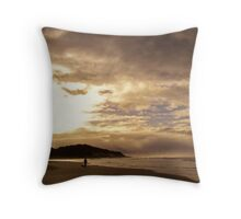 Bonza Bay Throw Pillow