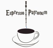 Espresso Patronum  by lucyaurora