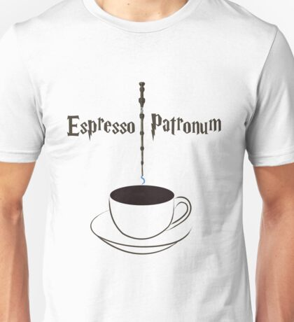 Espresso Patronum  Unisex T-Shirt