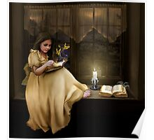 The Magic of Books Poster
