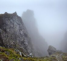 Misty mountains by naturalis