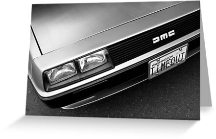 DeLorean by smenzel
