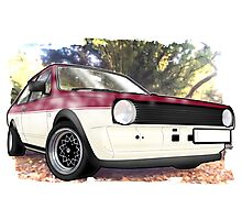 Polo Saloon Photographic Print