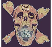 Jolly Roger Photographic Print