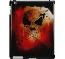 A Rusty Weapon, Is Still A Weapon iPad Case/Skin