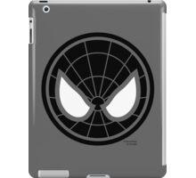 Hero Circles - Black Spidey iPad Case/Skin
