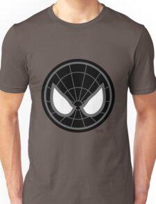 Hero Circles - Black Spidey Unisex T-Shirt