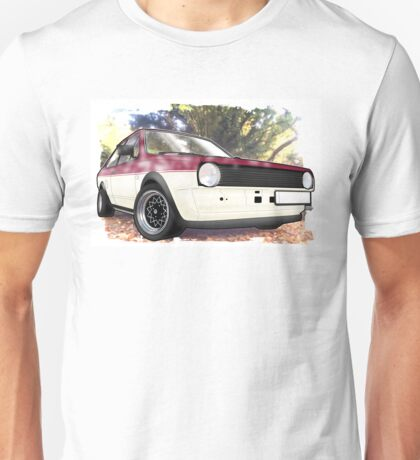 Polo Saloon Unisex T-Shirt