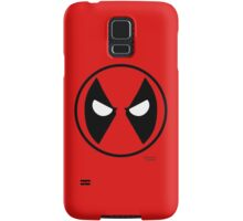 Hero Circles - Deadpool Samsung Galaxy Case/Skin