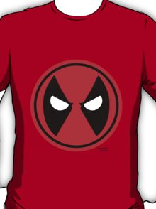 Hero Circles - Deadpool T-Shirt