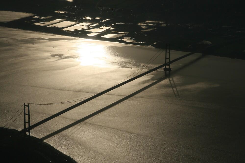 Humber Bridge by CBenson