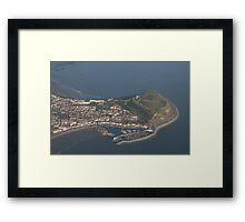 Scarborough Castle Framed Print