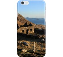 Farmhouse Ruin iPhone Case/Skin
