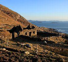 Farmhouse Ruin by aidan  moran