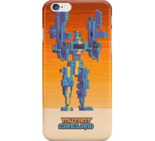 Mutant Gangland Signal Poster 1 iPhone Case/Skin