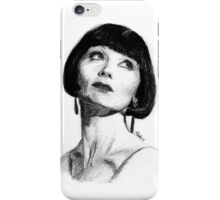 The Honourable Miss Phryne Fisher iPhone Case/Skin