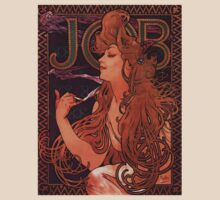 'Job' by Alphonse Mucha (Reproduction) T-Shirt