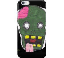 Zombie uuugggh.... iPhone Case/Skin