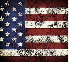 American I Photographic Print