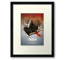 EVIL DEAD - CABIN Framed Print